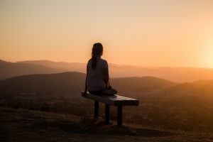 Meditation is very helpful before an interview