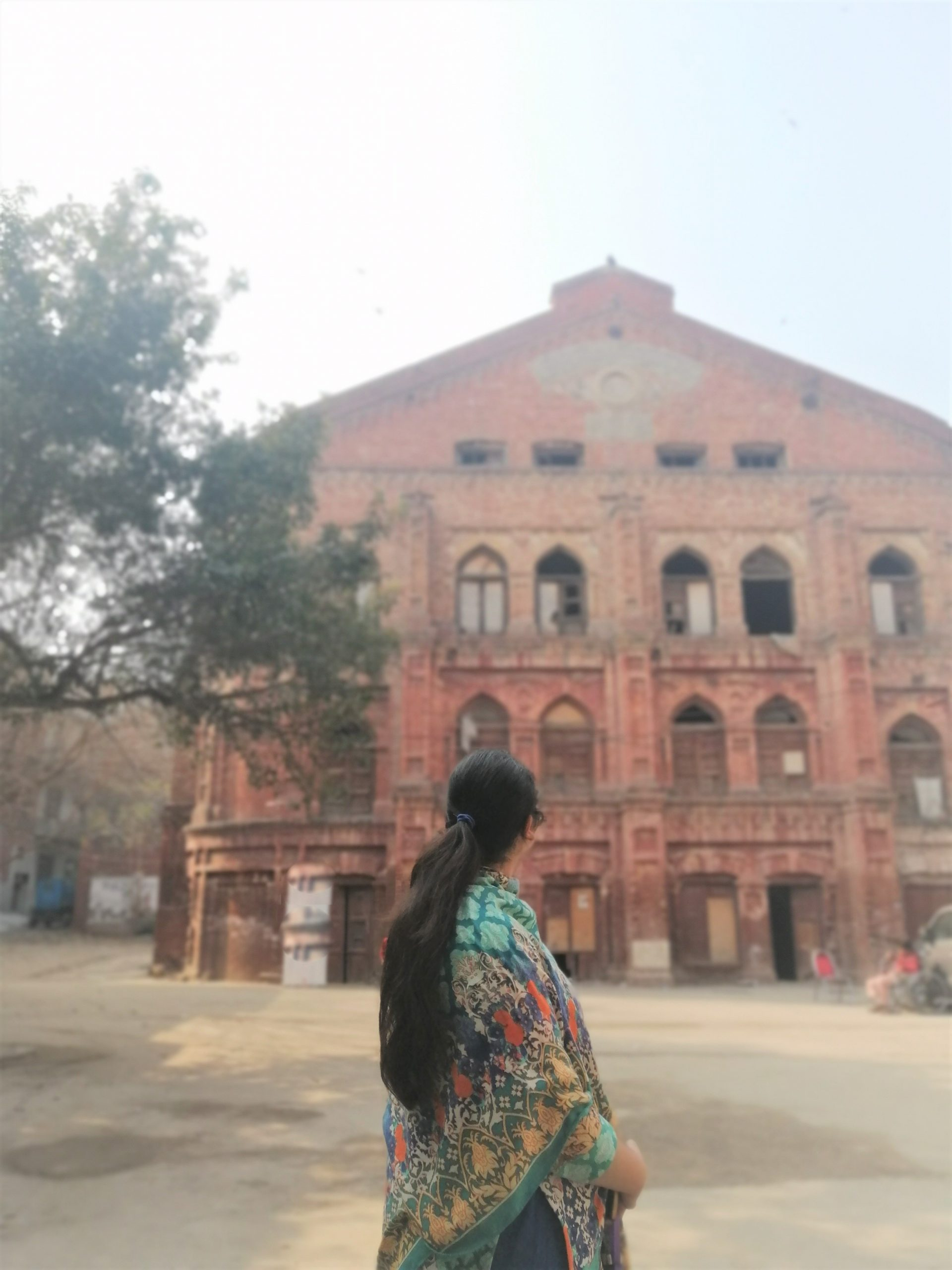 Bhagat, Lahore and Friendship : A Tale of Psychogeographical Respite